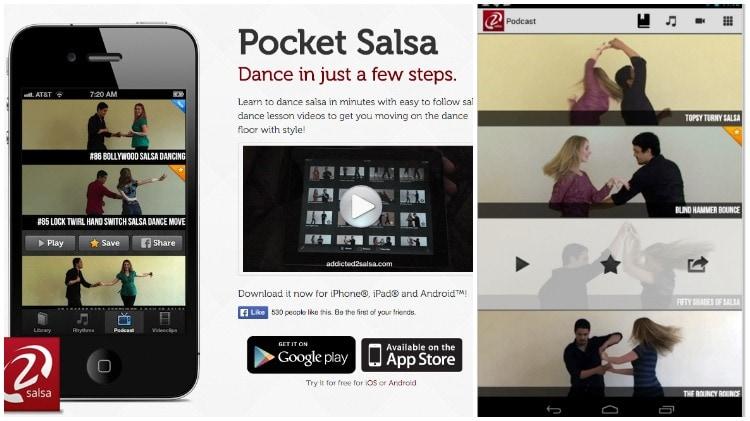 apps de baile