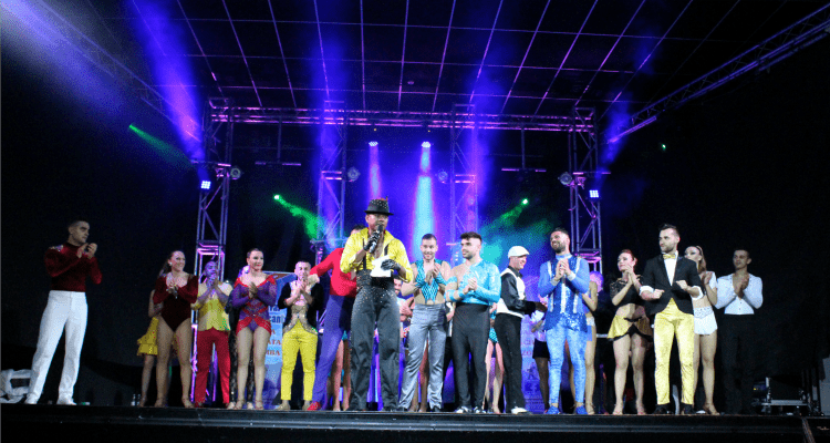SALSA ALICANTE 2016 shows