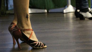 tatuaje de baile yoana