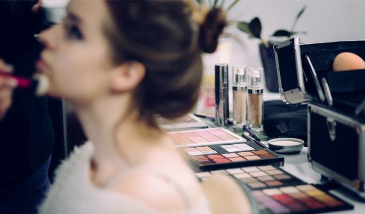 maquillaje para bailarinas