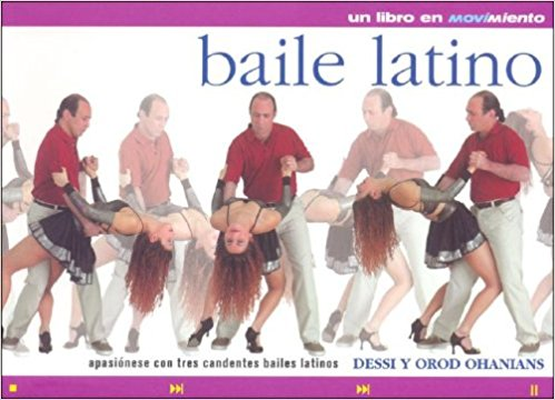 baile latino en movimiento